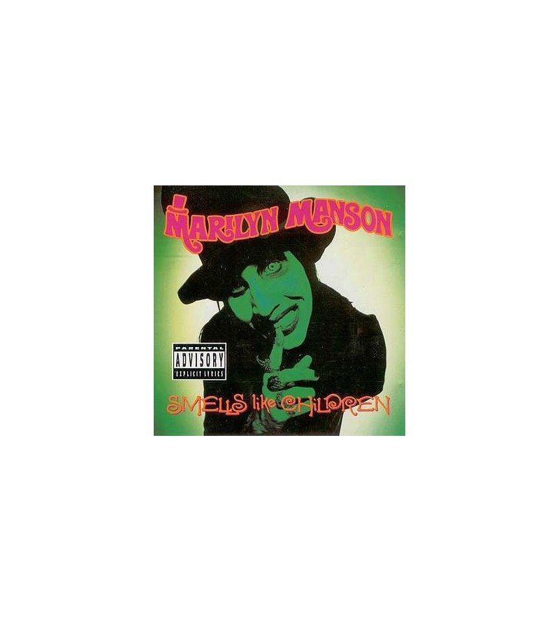 Smells like children (CD)