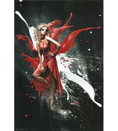 Affiche La fée lactée