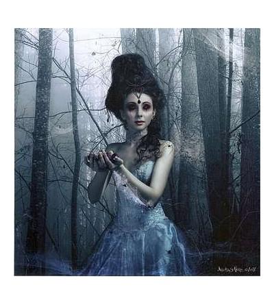 Affiche Spider queen