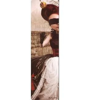 Marque-page La reine rouge