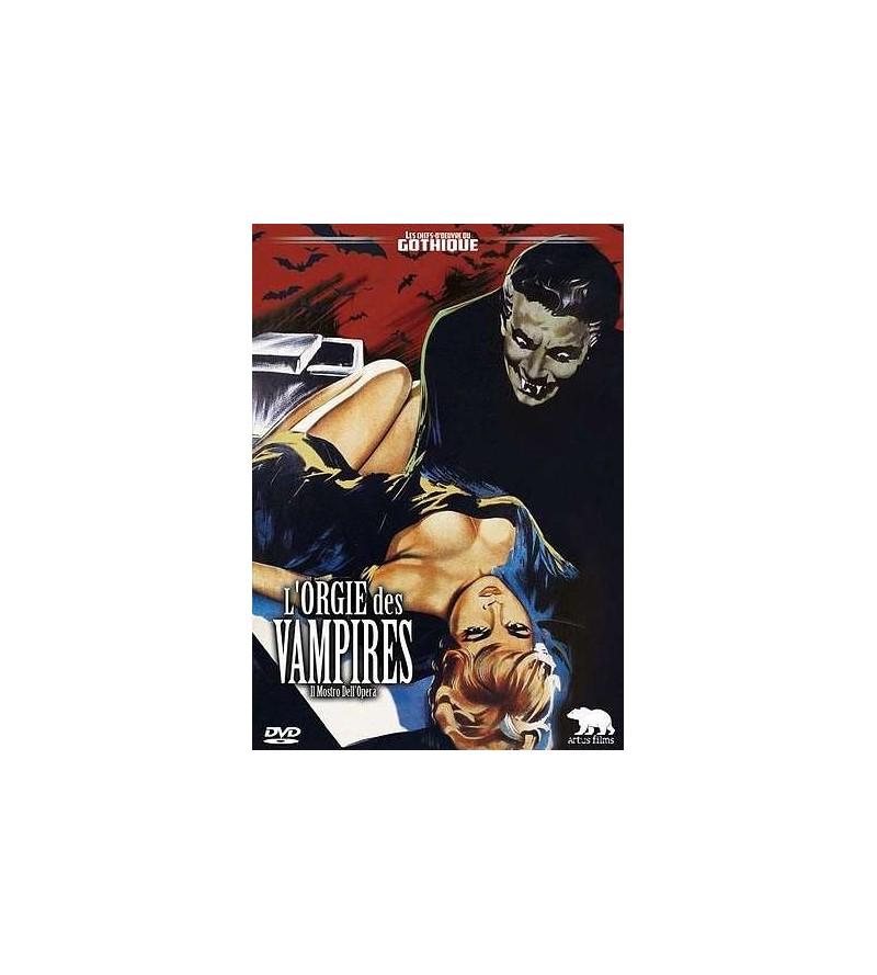L'orgie des vampires (DVD)
