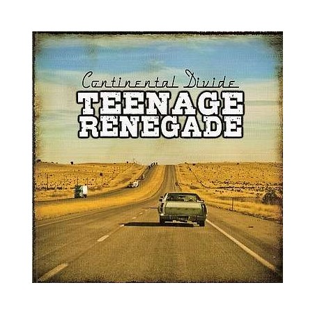 Continental divide (CD)
