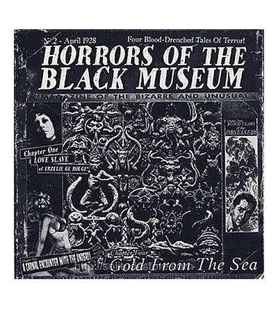 Gold from the sea (CD)