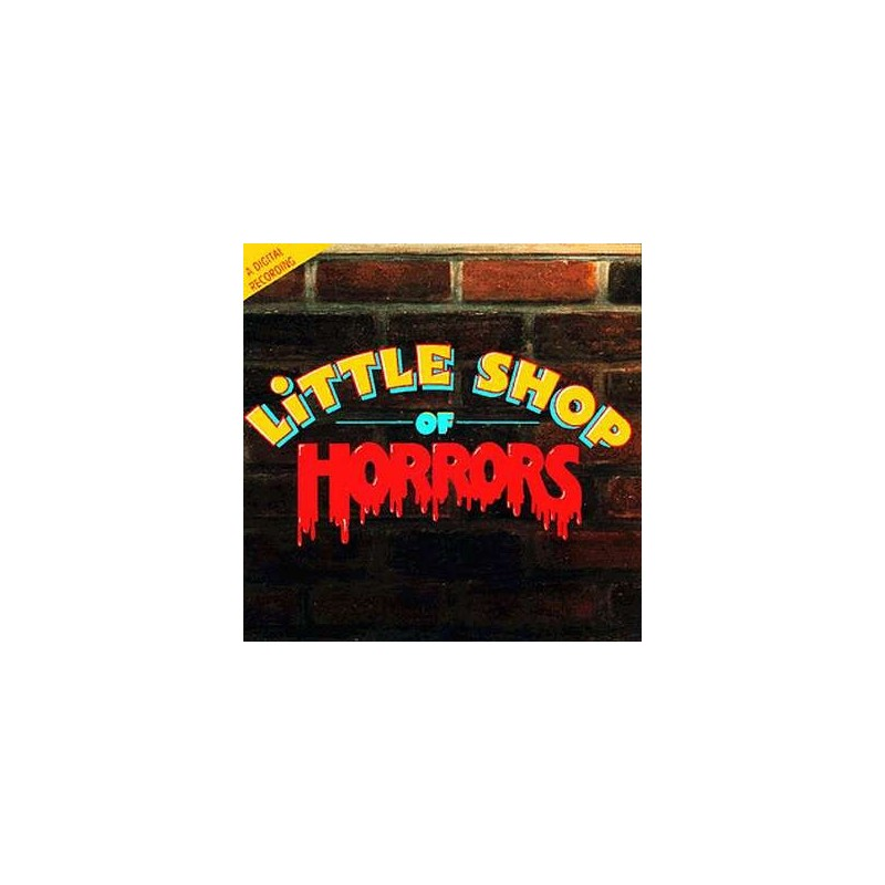 Little shop of horrors (CD)