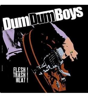 Flesh ! trash ! heat ! (12'' vinyl)