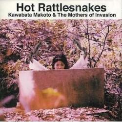Hot rattlesnakes (CD)