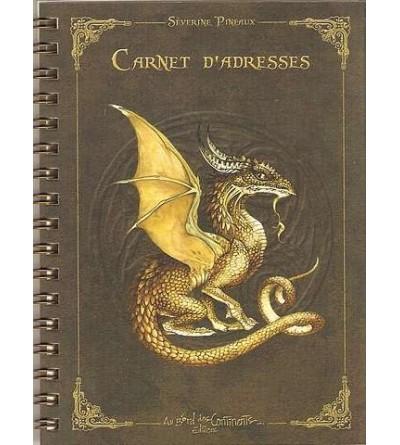 Carnet d'adresses Dragons