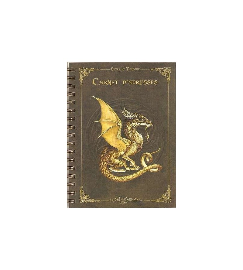 Carnet d'adresses Dragons