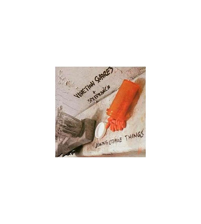 Making orange things (CD)