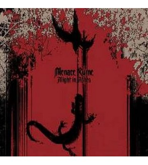 Alight in ashes (CD)