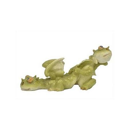 Figurine Dragonnets se battant
