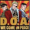 We come in peace (CD)