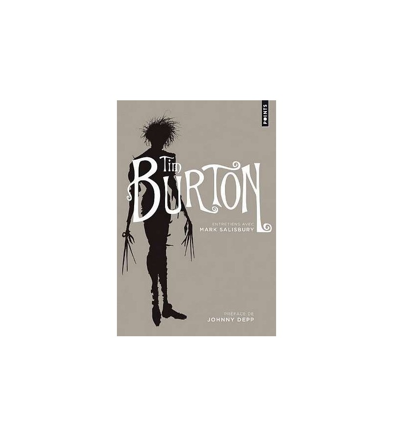 Tim Burton, entretiens