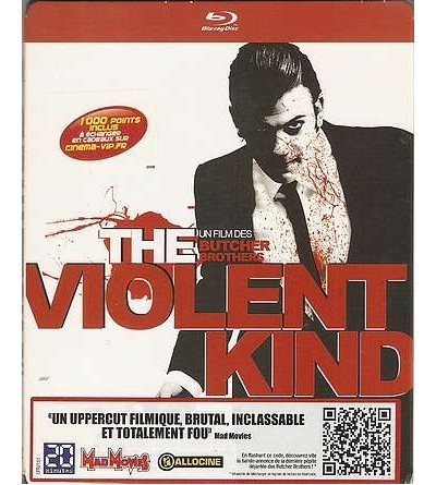 The violent kind (Blu-ray)