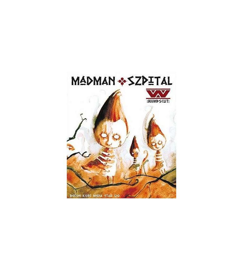 Madman szpital (CD)