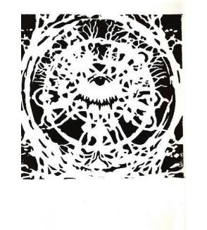 Linogravure Cyclopeüs (édition limitée)