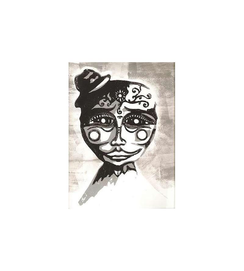 Linogravure Ti Bohnom (édition limitée)