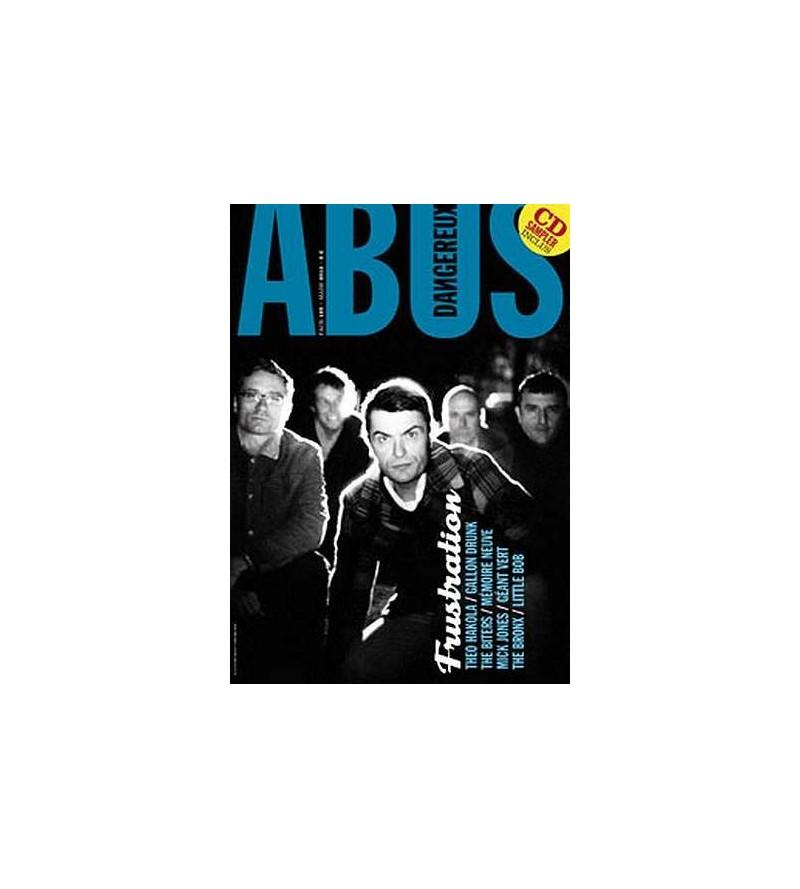 Abus dangereux 126 (magazine + CD)