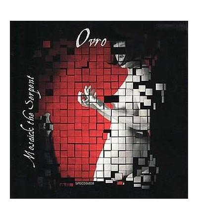 Mosaick the serpent / Vipera aurea (CD)