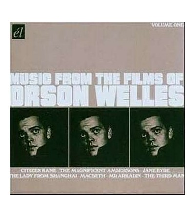 Music from the films of Orson Welles volume one (CD)