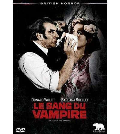 Le sang du vampire (DVD)