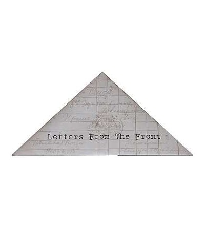 Letters from the front (Ltd edition CDr)