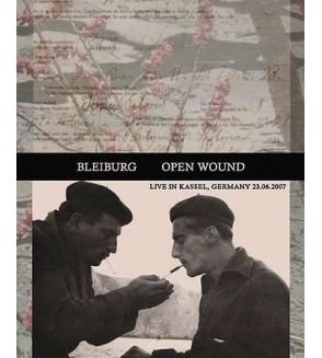 Open wound (Ltd edition CDr)
