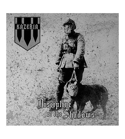 Discipline of the shadows (CD)