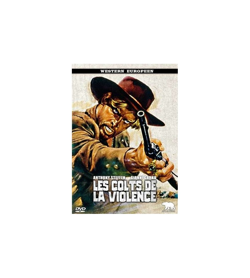 Le colts de la violence (DVD)