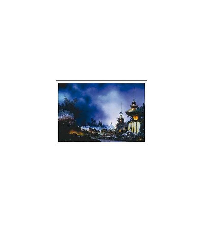 Carte postale L'éclaircie