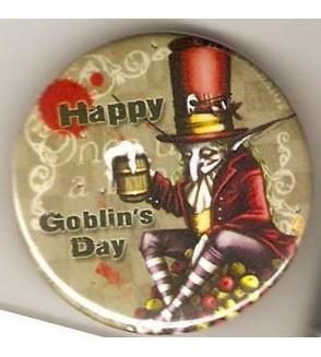 Badge Hélène Larbaigt : Happy goblin's day