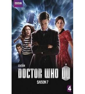 Doctor Who saison 7 (5 DVD)