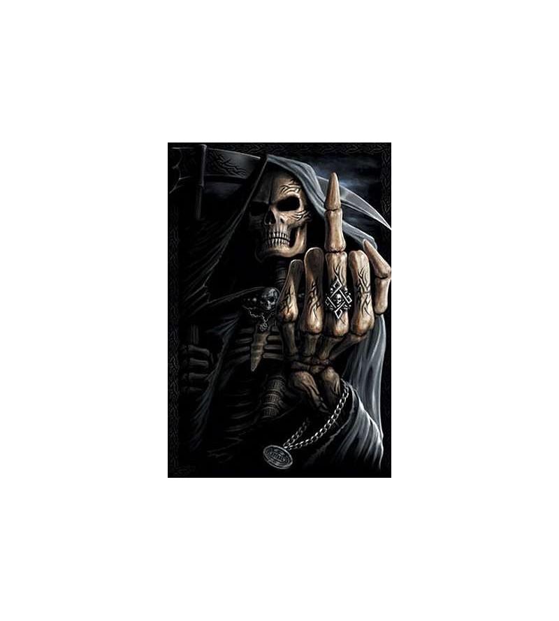 Affiche Spiral : Bone finger