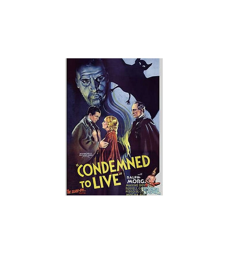 Condemned to live (DVD)
