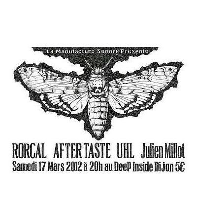 Affiche Rorcal