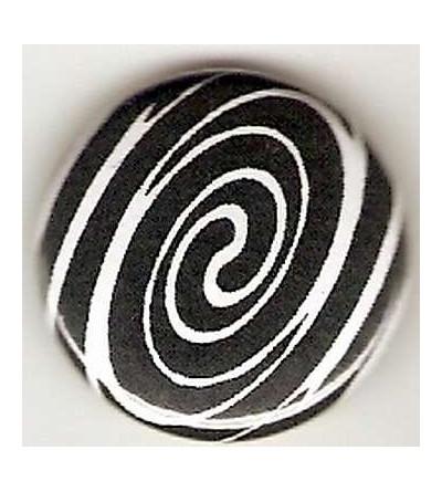 Badge Double spirale