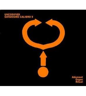 Adamant orgon ritual (CD)