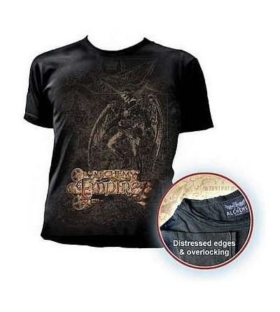 T-shirt Alchemy : The Black baron