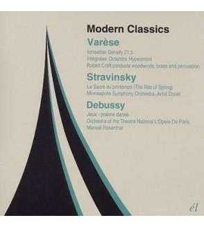Modern classics (CD)