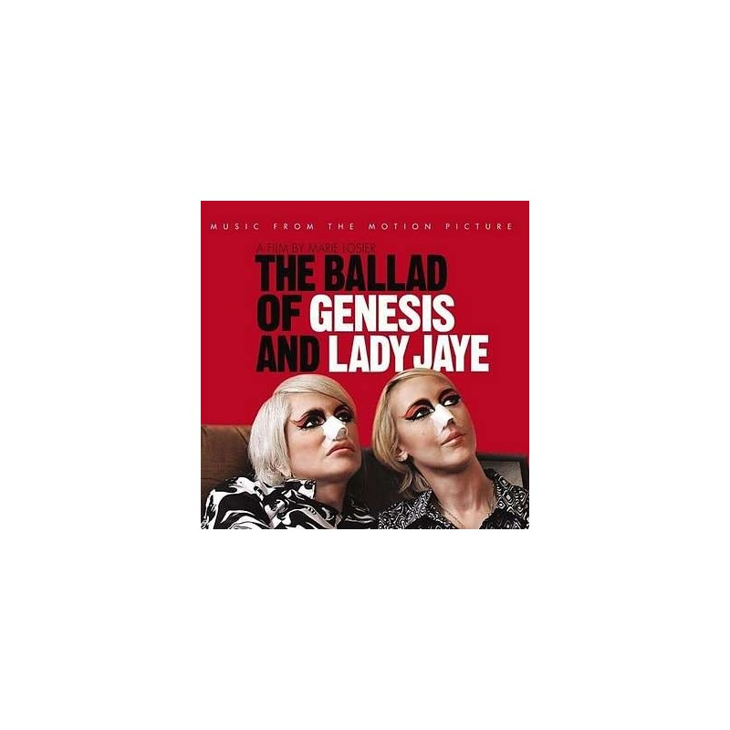The ballad of Genesis and Lady Jaye (CD)