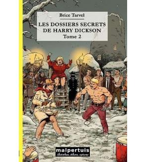 Les dossiers secrets de Harry Dickson 2