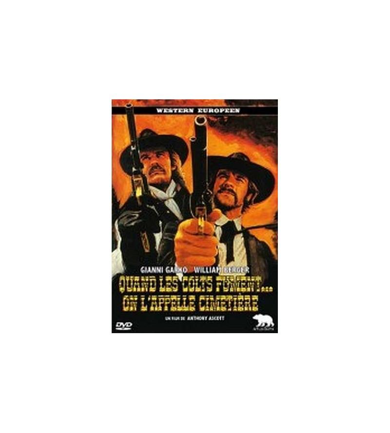 Quand les colts fument… on l'appelle Cimetière (DVD