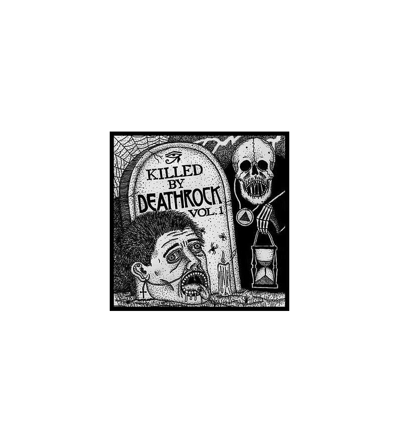 Killed by deathrock vol. 1 (CD)
