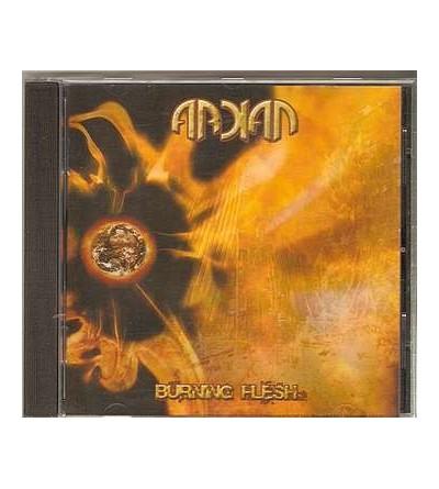 Burning flesh (CD)