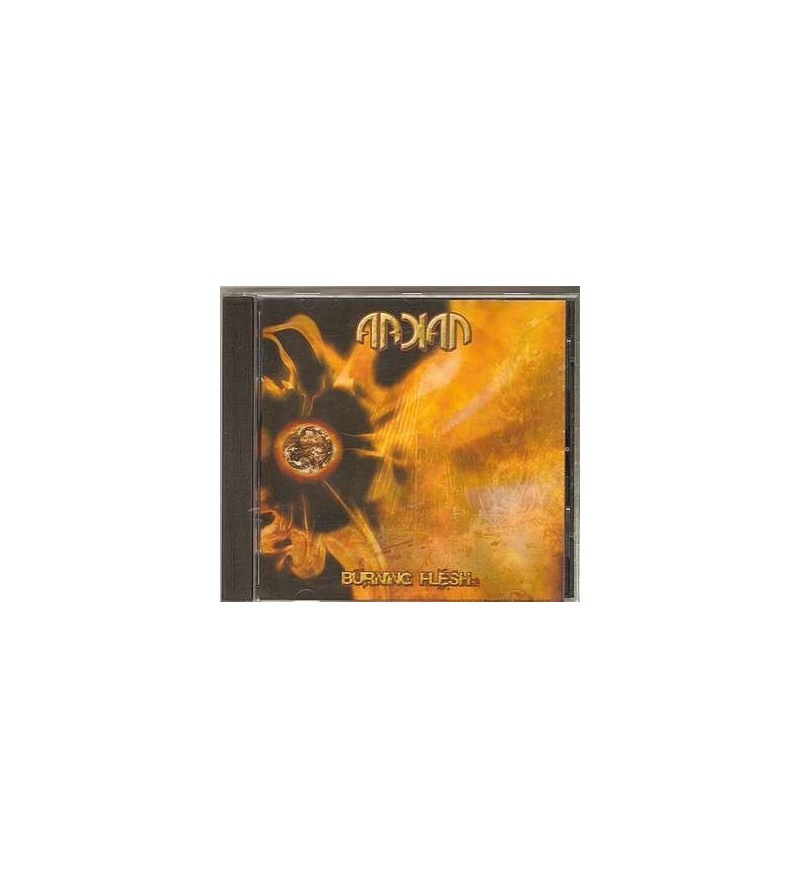 Burning flesh (CD)