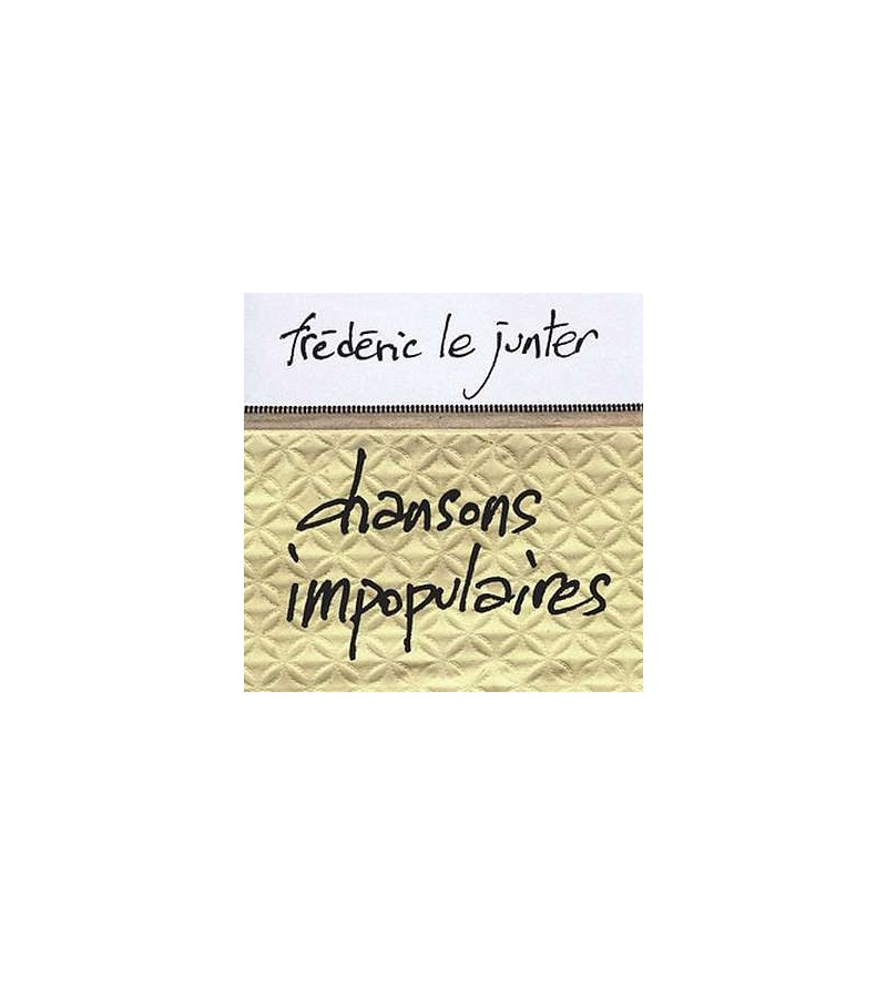 Chansons impopulaires (CD)