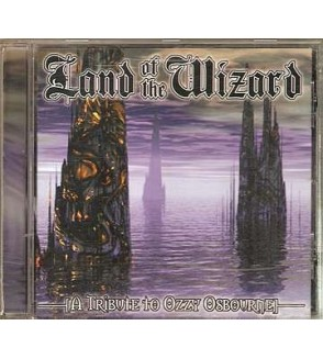Land of the wizard - a tribute to Ozzy Osbourne (CD)