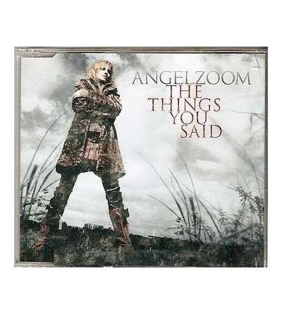 The things you said (CD)