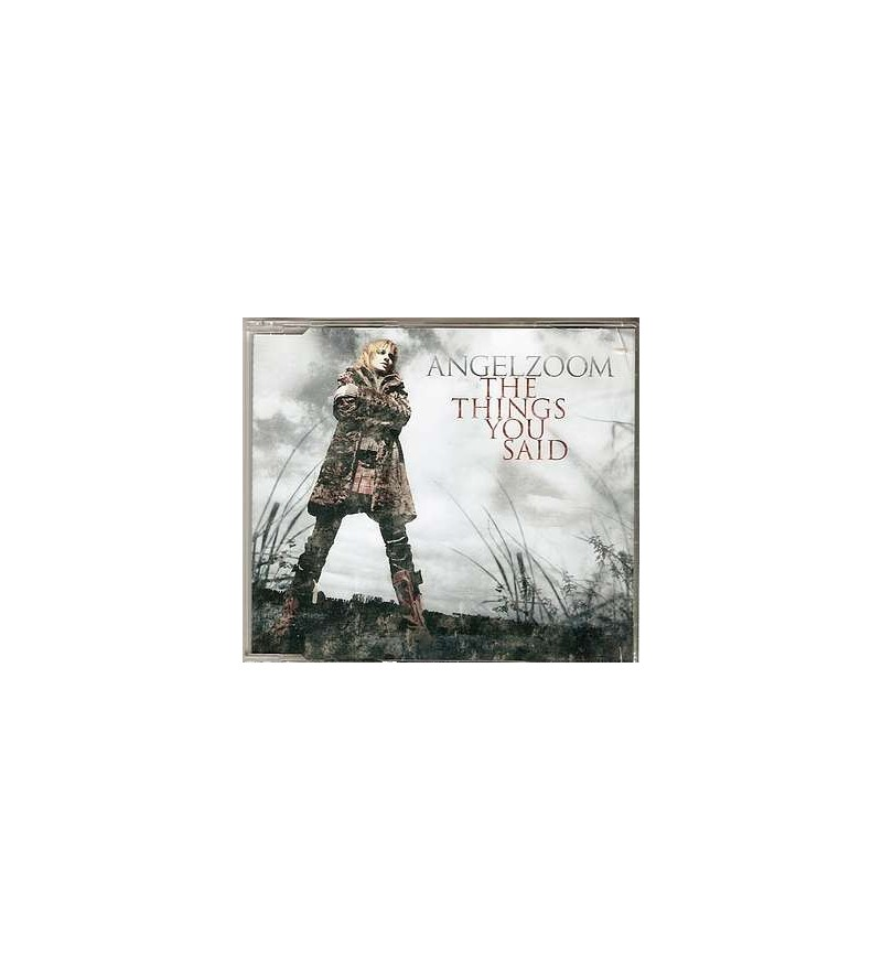 The things you said (CD)