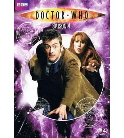 Doctor Who saison 4 (5 DVD)